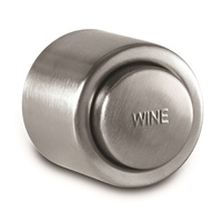 AVANTI STAINLESS STEEL WINE STOPPER