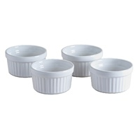MASON CASH CLASSIC COLLECTION RAMEKIN DISHES 9cm - PACK OF 4