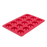 SMALL SILICONE DOME DESSERT MOULD 15 CUP