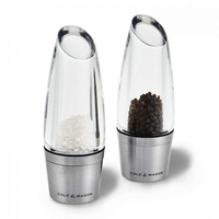 COLE & MASON SALT AND PEPPER MILLS 14cm - MILSTON