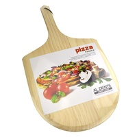WOODEN PIZZA PADDLE