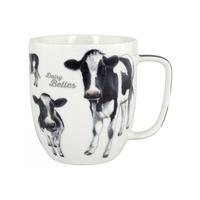 DAIRY BELLES NEW BONE CHINA AVA MUG 350ml