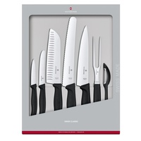 VICTORINOX SWISS CLASSIC 7 PIECE KITCHEN KNIFE SET