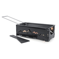 SWISSMAR FOLDABLE CANDLE LIGHT NORDIC RACLETTE
