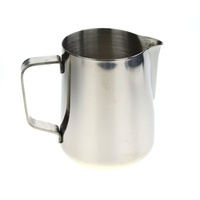 400ml STAINLESS STEEL MILK FROTHING JUG