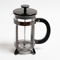 COFFEE CULTURE COFFEE PLUNGER BLACK