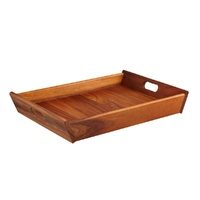 DAVIS AND WADDELL ACACIA SERVING TRAY 35 x 51cm