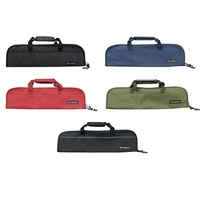 MESSERMEISTER 5 POCKET KNIFE ROLL - 5 COLOURS